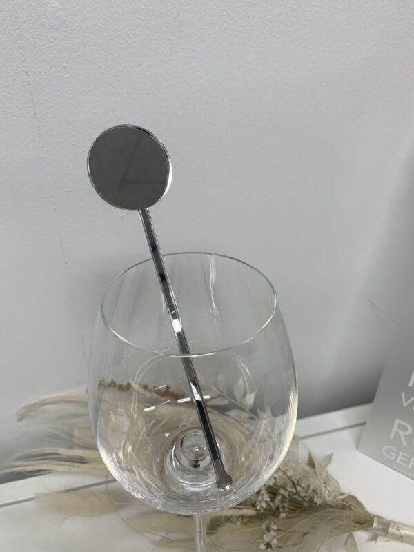 drinkspinde sølv